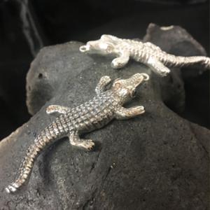Silberanhänger für Ketten